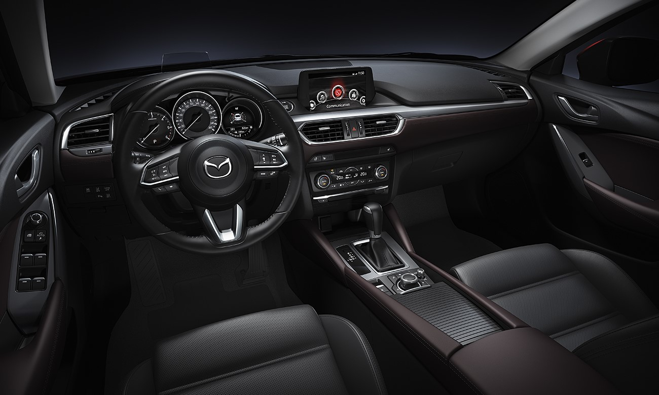Nappa Leather Mazda6